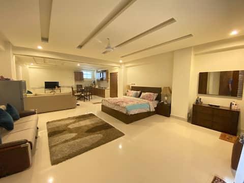 Bhurban continental studio Appartement