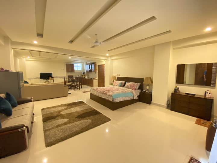 Bhurban continental studio Appartement