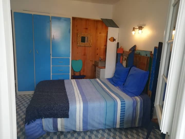 Votre chambre au bord de l'océan