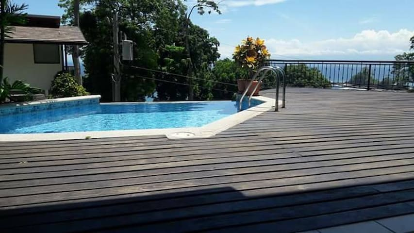 3 Bdrm House with private pool in Punta Leona