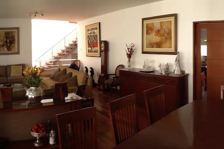 Comfortable and cozy home - Distrito de Lima