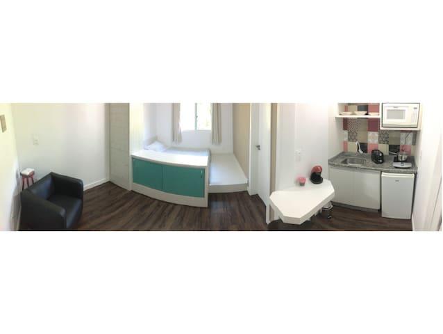 LOFTs de aluguel em Florianópolis, Apto 208