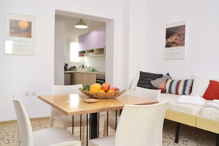 "Carte Postale ""Olive Green"" Apartment for Four - Gavrio - Appartement"
