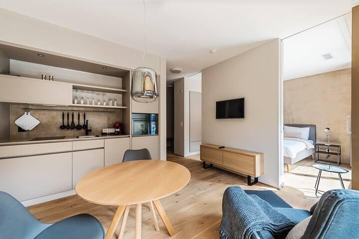 Appartement im Kornhaus Romanshorn am See (28 m2)