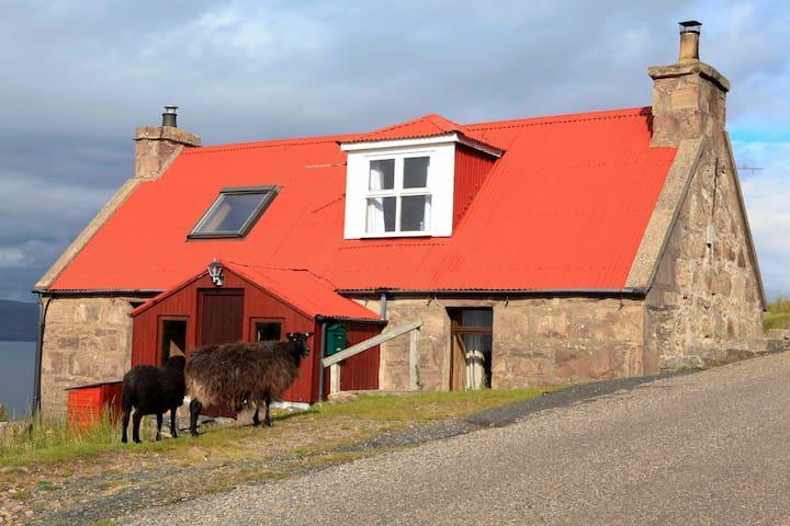 Cottage near Applecross