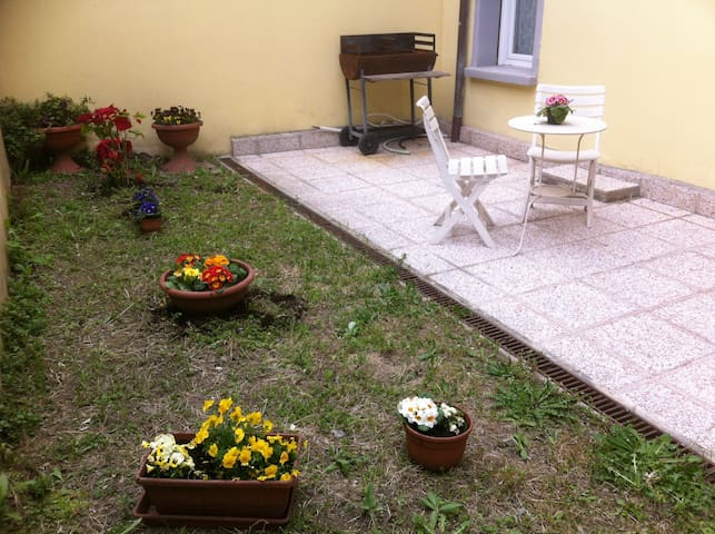 Little house with garden - Ferrara - Casa