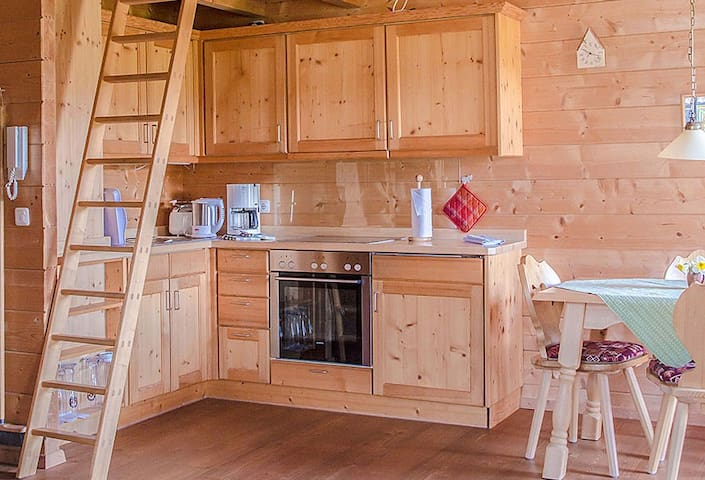 Familienferienwohnung bis 6 Personen - Q4 - Bolsterlang - Wohnung