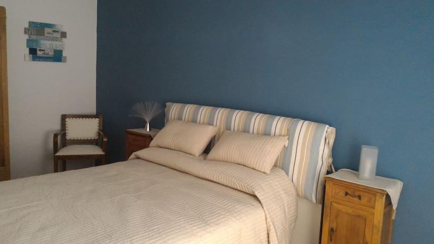 Camera azzurra a Valdobbiadene - Valdobbiadene - Haus