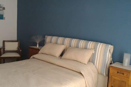 Camera azzurra a Valdobbiadene - Valdobbiadene - Hus