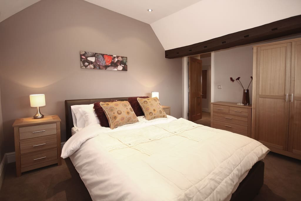 We have a number of apartments in Montague House, and the photos here are an example of the standard, and furnishings.