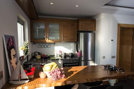 Degirmenburnu Residence 1+1 Daire - 博德鲁姆 - 公寓