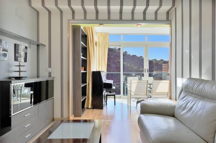 Apartamento de 3 dormitorios para 7 personas