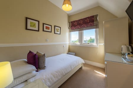 Single Room @ The Gables Guesthouse, Ambleside