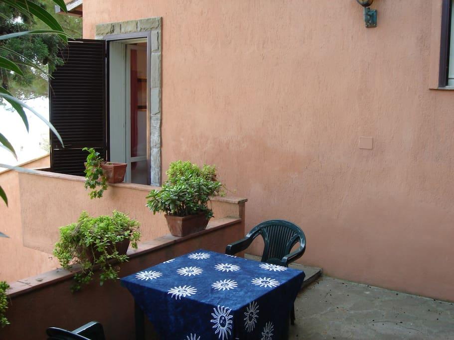 Terrazzo Vista Mare Appartamento