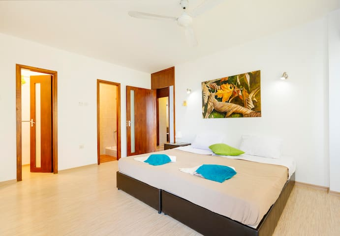 Ensuite Room with Private Terrace