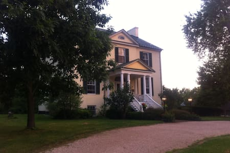 Charming Historic Home- 1hr from DC - Sharpsburg