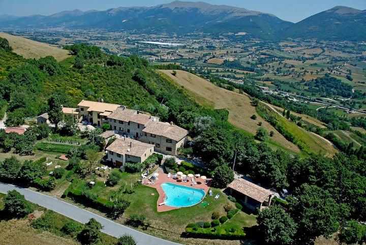 Borgo medievale piscina - Ruota 5