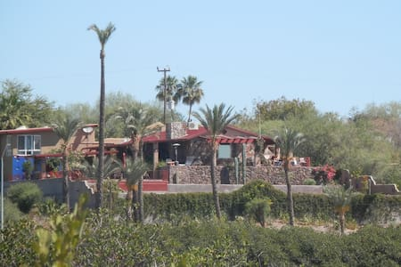 """The Nest"" in Mulege"