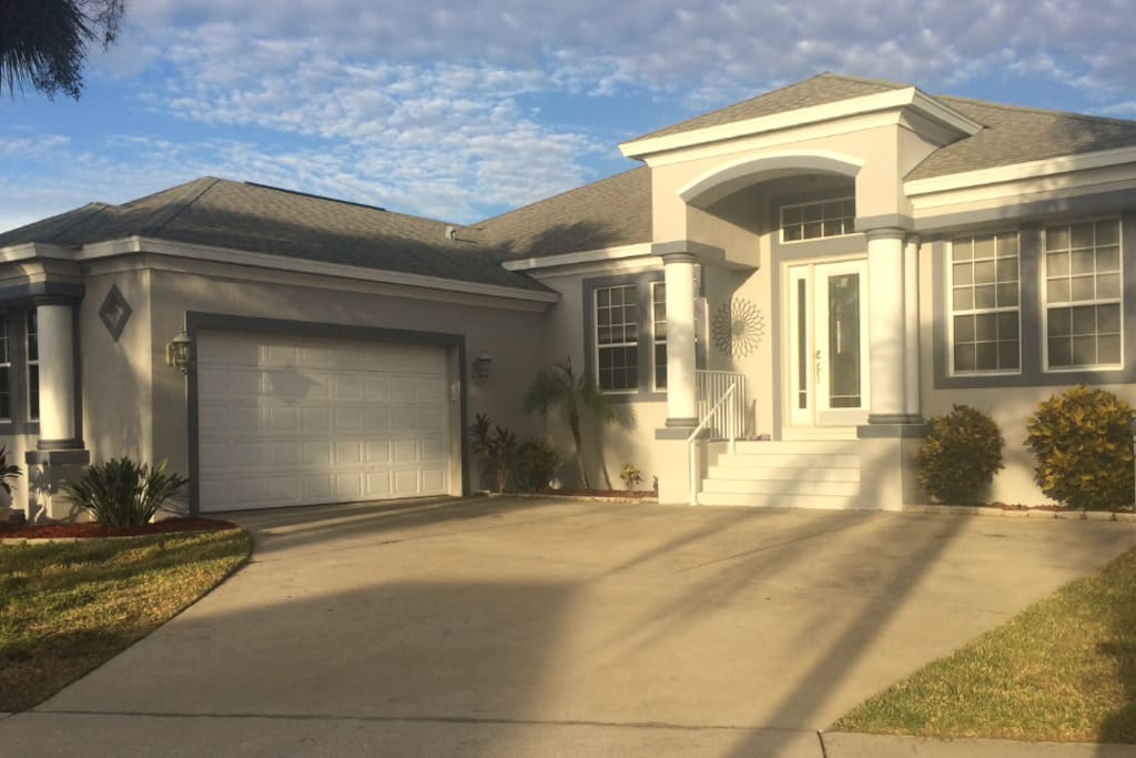 Beautiful Vacation Home In Tampa Bay Houses For Rent In
