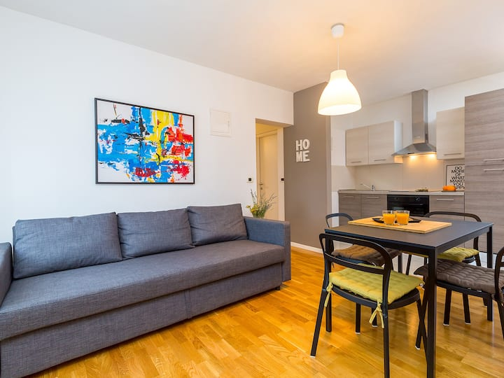 Apartment Tar for 2-4 people