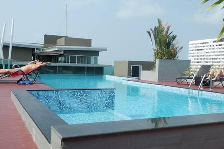 Lovely 1-bedroom apartment - Pattaya