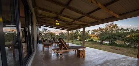 Total privacy on the majestic Olifants River
