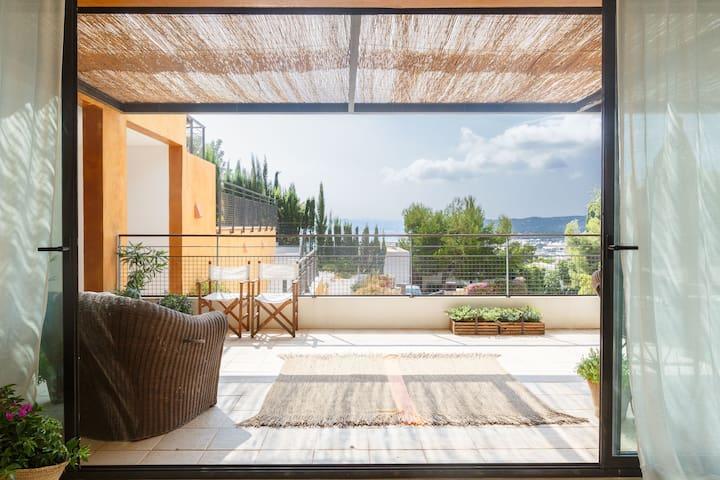 Modern Javea´s Bahía view villa - Xàbia - House