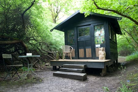 The hidden hut in the woods - Ditchling - Cabana