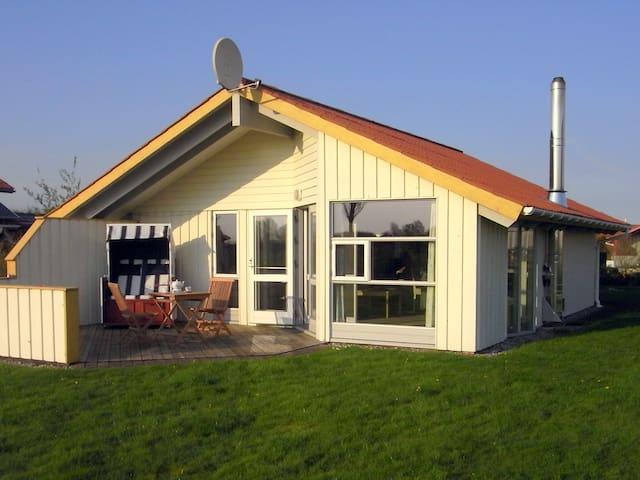 Dänisches Ferienhaus nahe Nordsee - Tönning (Kating) - Rumah