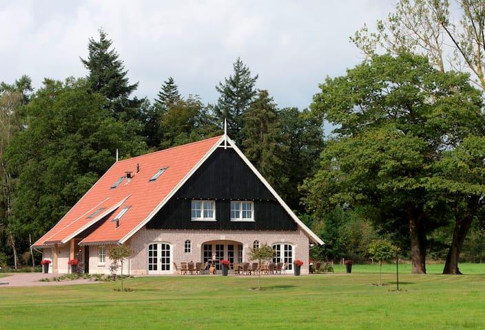 Vakantiehuis De Sterre (8-43 pers.) - Losser - Villa