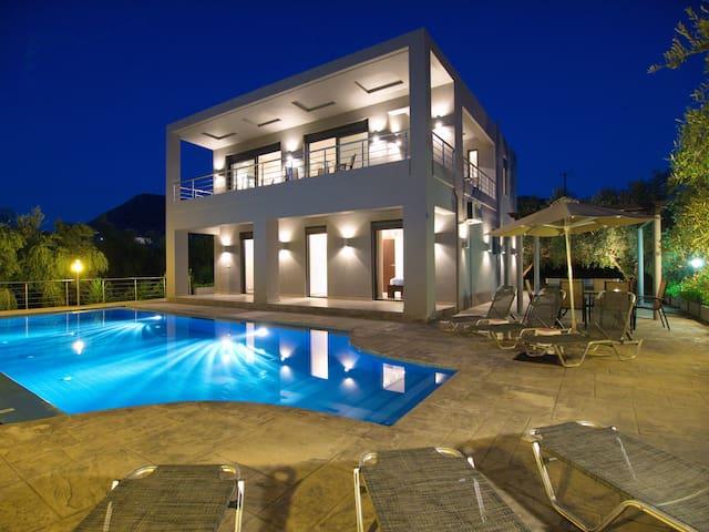 Villa Kallisto Chania Crete - Almyrida - Apartment