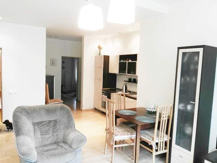 3-х комнатные апартаменты в Друскининкай у озера