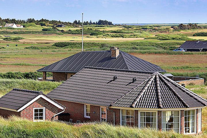 Beautiful Holiday Home in Søndervig With Sauna