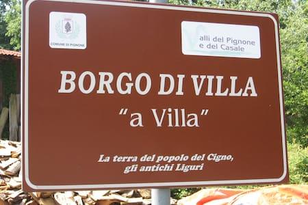 Villa di Pignone vicino 5 Terre - Villa di Pignone (SP) - Dom