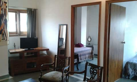 3rd Floor Deluxe Haveli Apartment