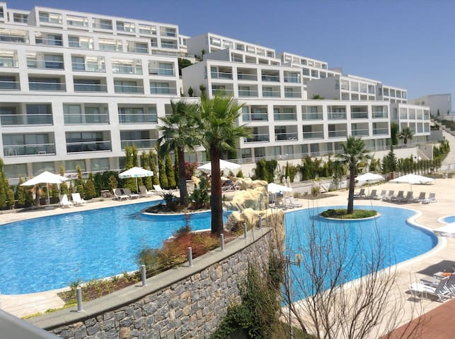 Luxury Resort Apartment Bodrum - Bodrum - Apartment