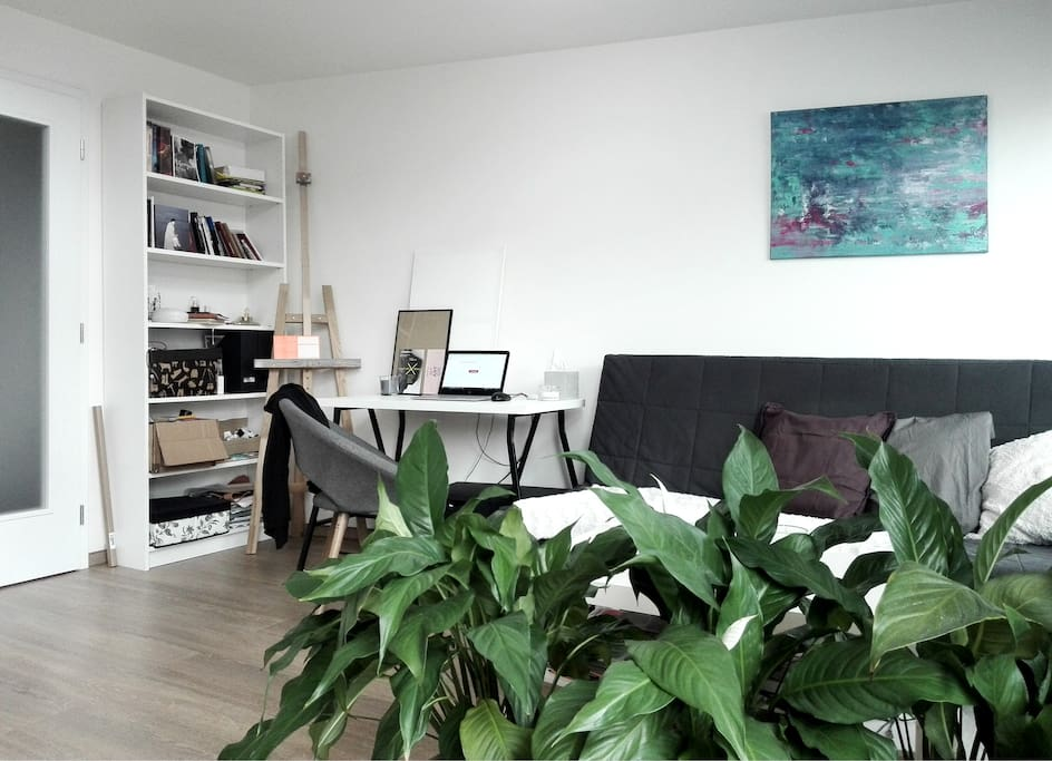 work place / living room