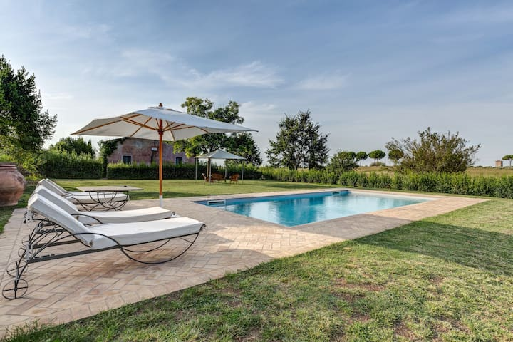 Rome Country House Golf & Pool - Rom - Hus