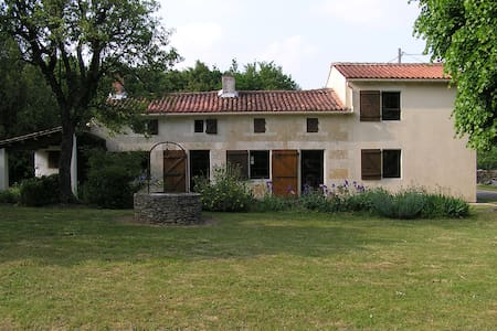 Maison de charme - Cabariot - Rumah