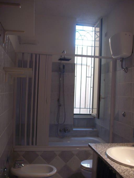 bagno/doccia