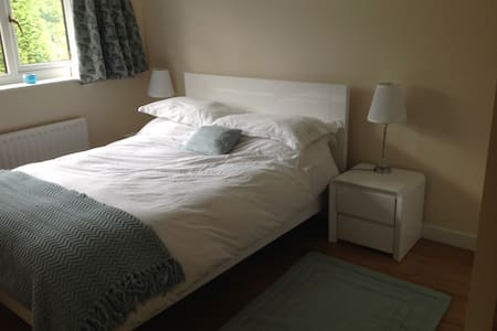 Double room in lovely house - Royston