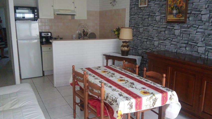 appartement T2 au coeur de Castelnau de Médoc - Castelnau-de-Médoc - Flat
