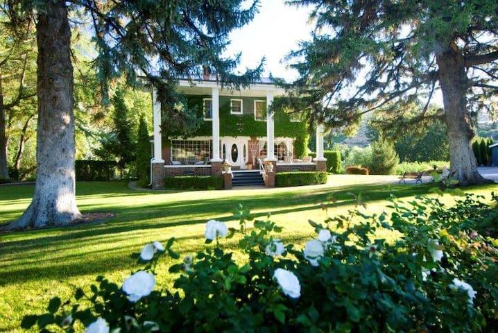 Warm Springs Inn & Winery