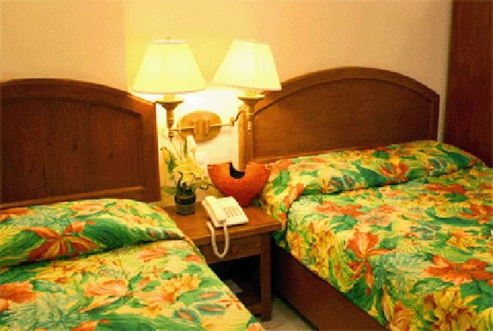 Twin Room in Fuente AT4 - Cebu City - Bed & Breakfast