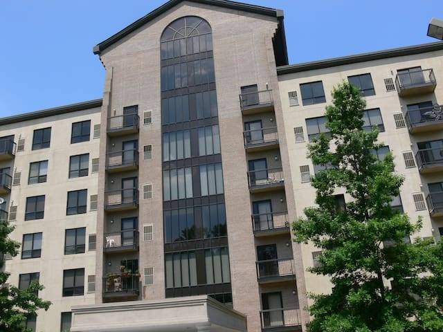 Come & Stay @ The Chic Condo - Fort Mill - Condominium