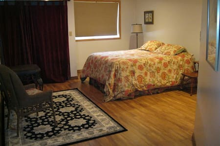 Bedroom suite in vacation home - Missoula