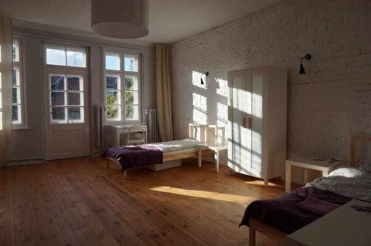 Garden Hostel pokój nr1 - Sopot - Dom