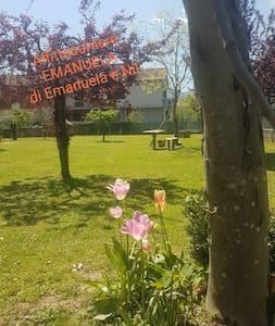 Affittacamere Emanuela con giardino in pieno relax