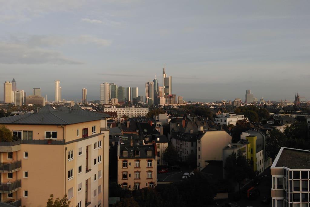 Skyline Blick / skyline view