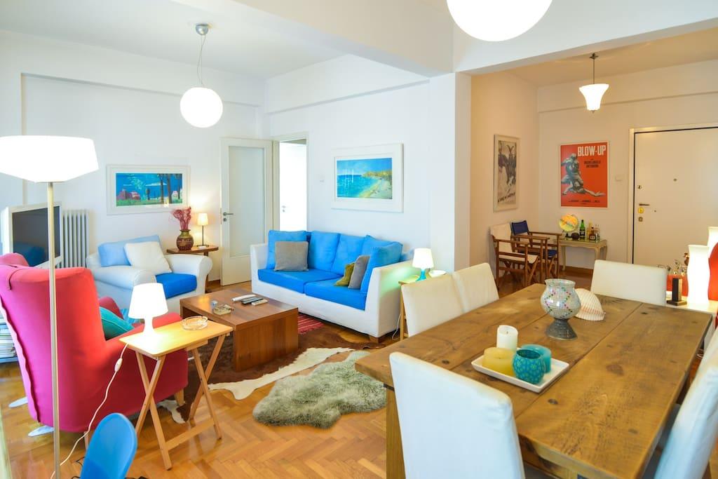 Wi-fi , Tv , dining room